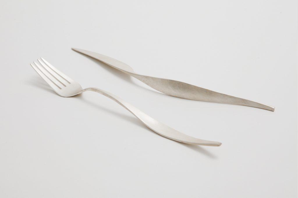 Farrah Sit Field silver flatware