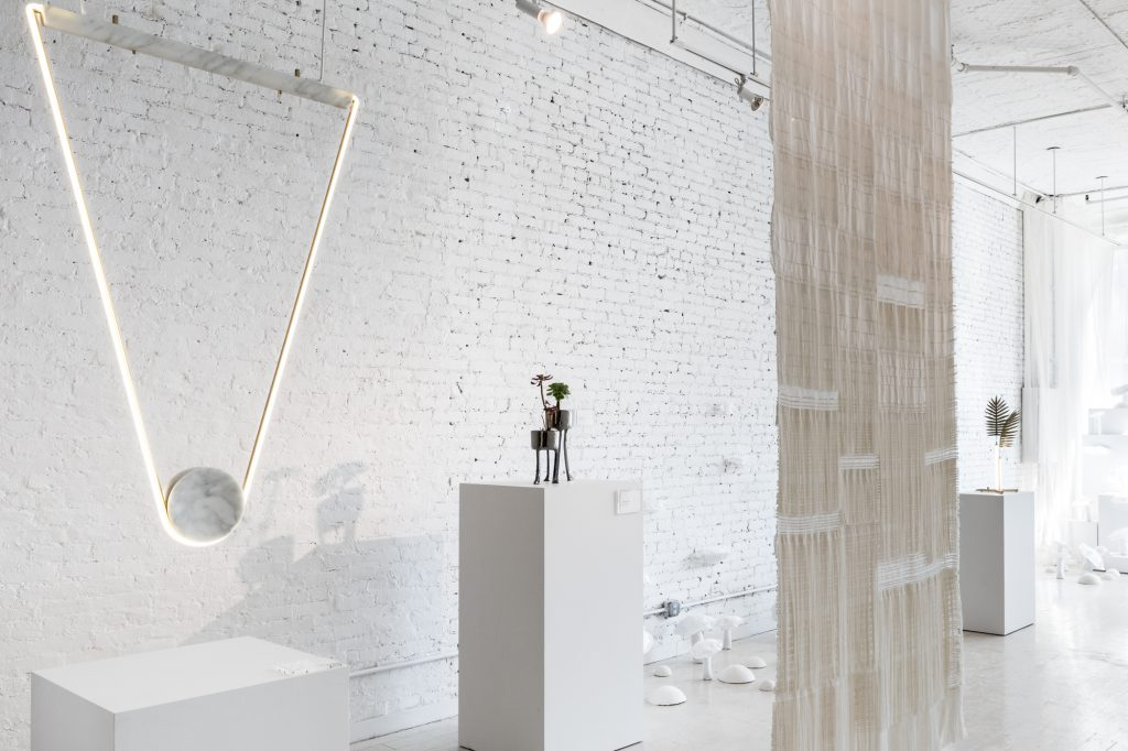 Ida and Pingala Lighting : Colony Lightness Show